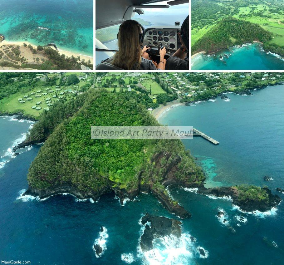 discovery flight Maui
