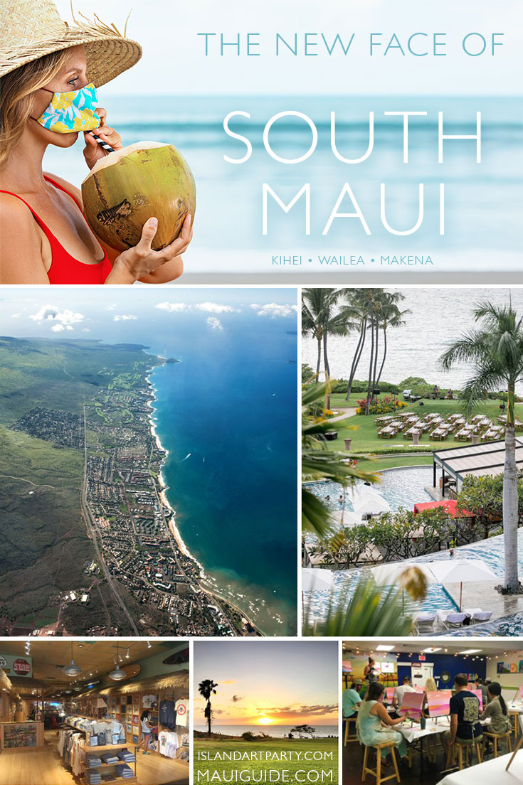 south Maui inforgraphic